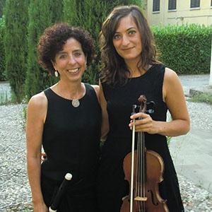 Con Elisa Citterio 2013