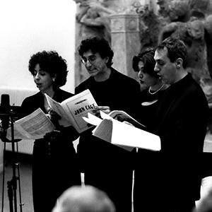 L'Altro Quartetto suona Cage 1999