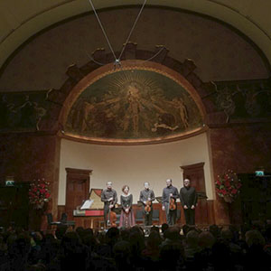 Wigmore Hall, Londra, 2017