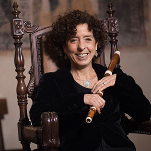 Laura Pontecorvo, foto di Robert Khodadad